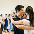 cours de danse à deux