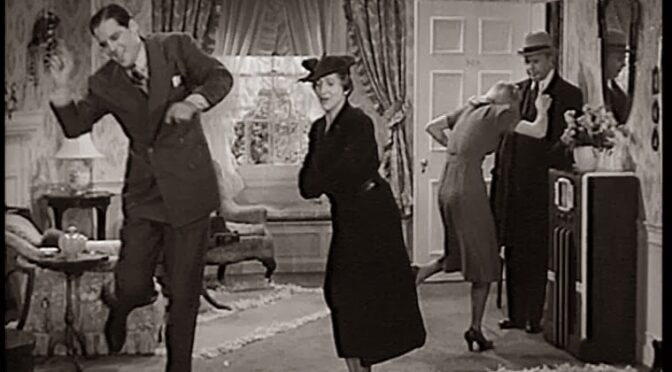 Le swing : une danse de dégénérés