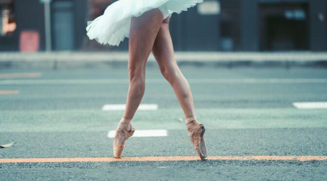 Les positions des pieds du ballet
