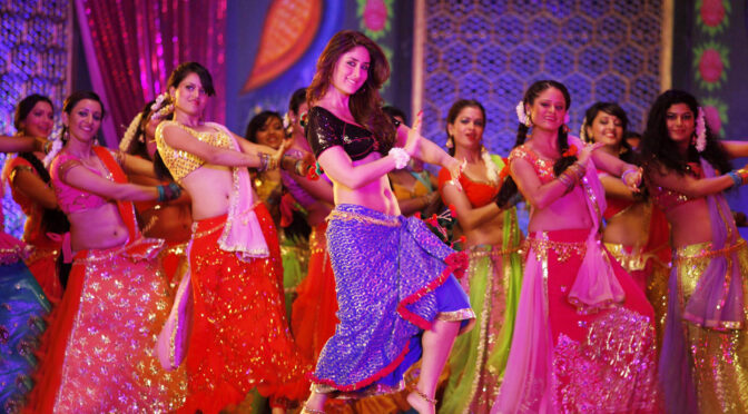 La danse indienne et Bollywood