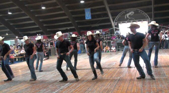 La danse (country) en ligne