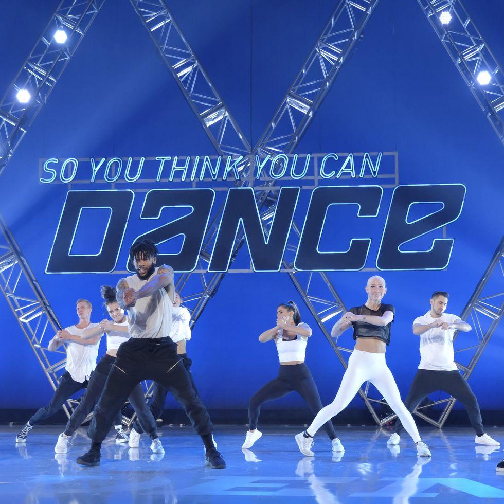 You Can Dance en France