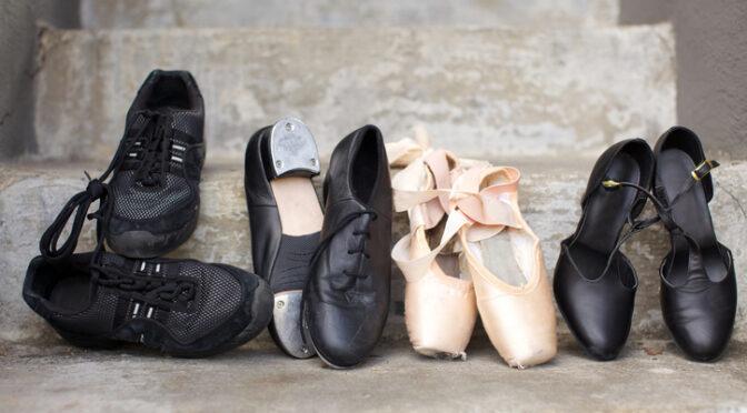 Chaussures pour danser