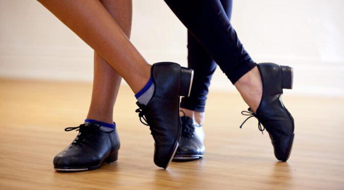 Claquettes ou tap dance