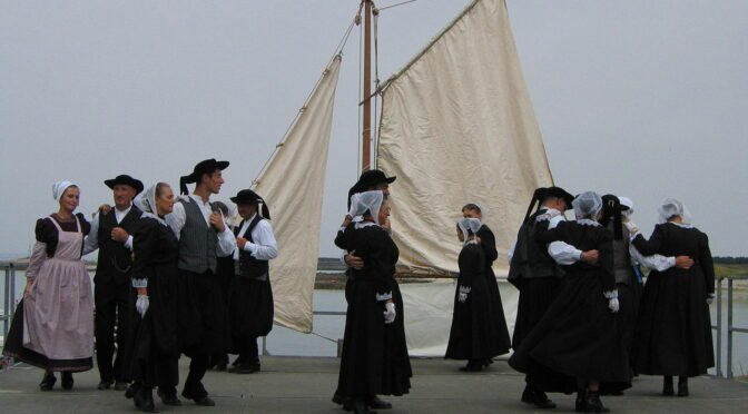 La danse bretonne