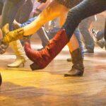 Danse country western