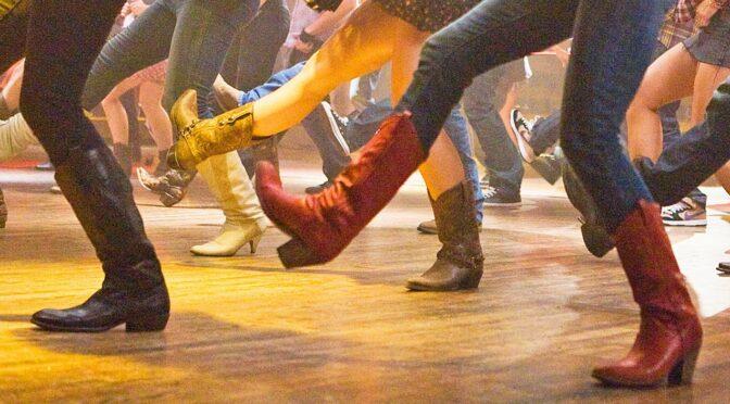 Livres sur la danse country western