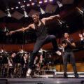 Danseur et orchestre