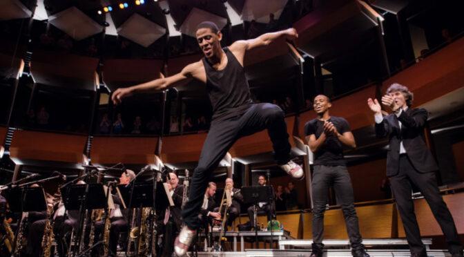 Danseurs, DJ et musiciens