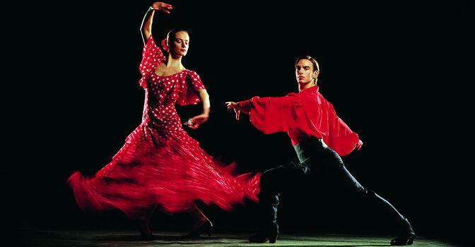Le flamenco : une danse venue d'Espagne