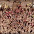 Flashmob danse