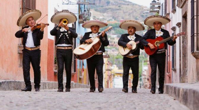 La valse mexicaine